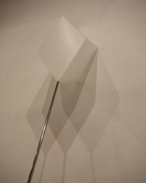 Quasi Crystal form on Mirror Pole. 2013